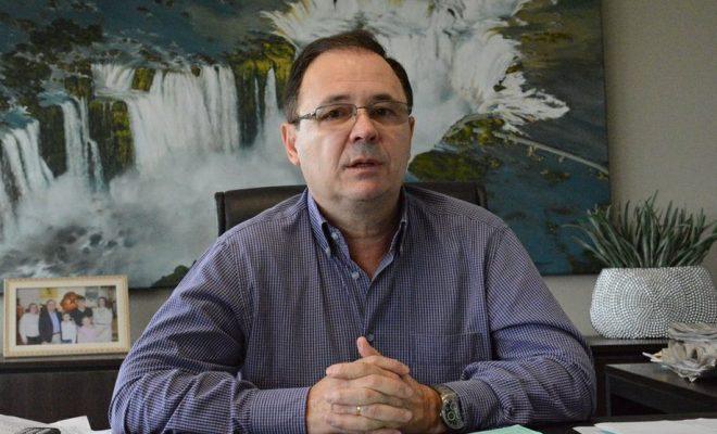 ¿Diego Sartori Gobernador?