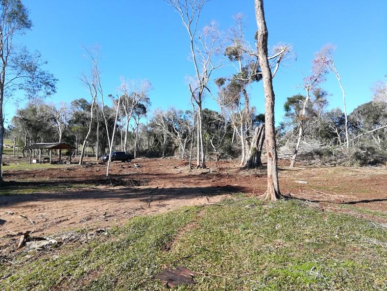 A dos meses del tornado, te mostramos como quedó el Camping de SUETRA