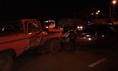 Grave accidente en el acceso a Guaraní