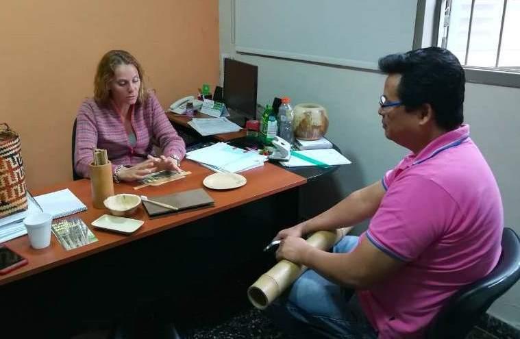 """Arquitecto de nuestra ciudad aportó experiencias al """"Plan Bambú"""""""