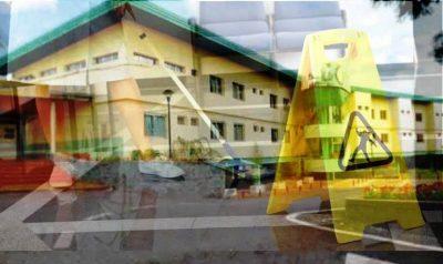 Trabajadores de limpieza del SAMIC cobraron sueldos atrasados