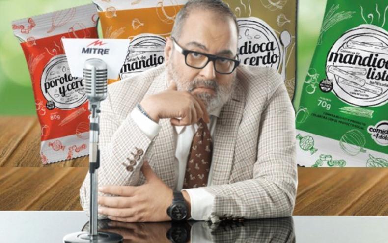 """Lanata destacó en su programa a """"Comida por un dólar"""" (video)"""