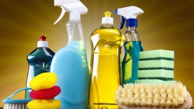 Prohiben venta de productos de limpieza por falsificaciones y adulteraciones