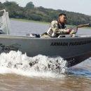 Armada paraguaya persiguió y extorsionó a pescadores de Alem