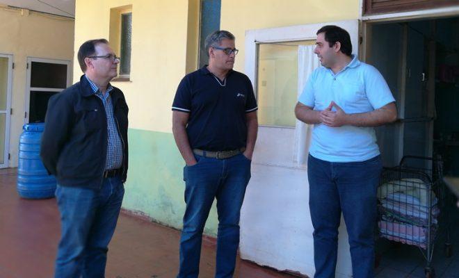 """Inauguraron """"Ropero Social"""" en el SAMIC de Alem"""