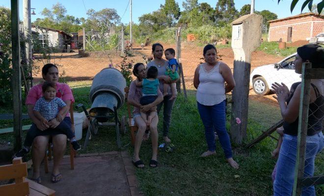 Más de 50 familias viven sin agua en el Loteo Ciumpalo (video)