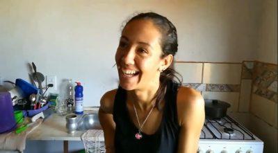 Una alegría para Verónica y Julián: el agua potable llegó al Ciumpalo