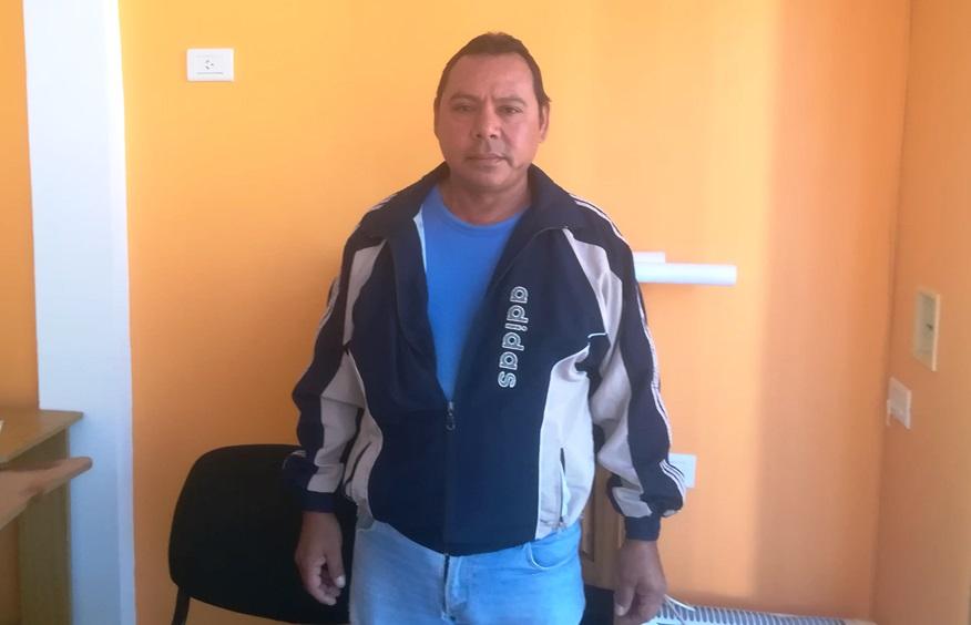 #ChipaAmarga: incautaron toda la mercadería a un chipero (video)