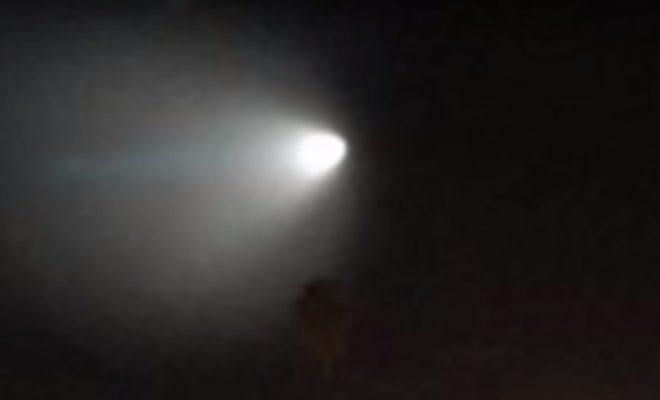 Extraños sonidos en el cielo atemorizaron a algunos barrios de Alem