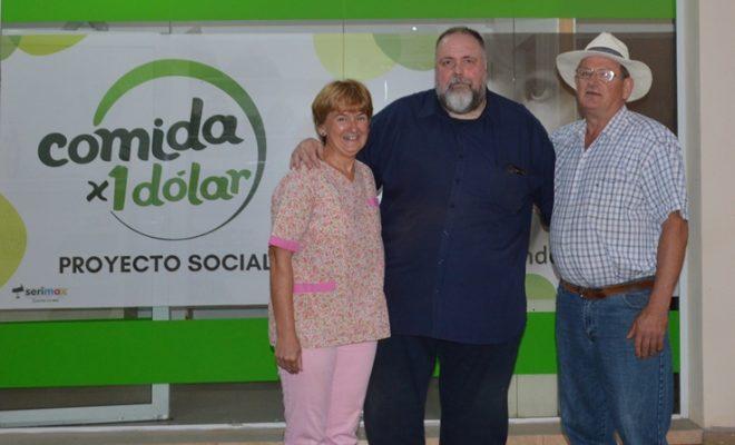 El reconocido Chef Internacional Pietro Sorba destacó el trabajo de empresa de Alem