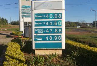 La Rotonda SRL bajó un peso sus combustibles por Semana Santa