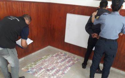 En pocas horas la policía esclareció un robo y atrapó a los autores