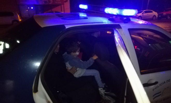 """Menor de nueve intentó """"desfigurar"""" a otro de cuatro con un cuchillo"""