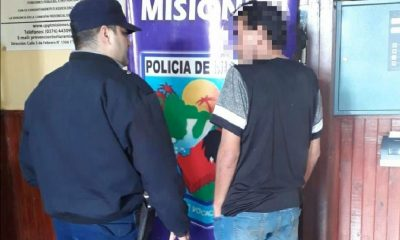 Policías contuvieron a un hombre con intenciones de suicidio en San Javier