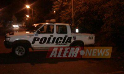 Policía asistió a menor que intentó quitarse la vida en Caá Yarí
