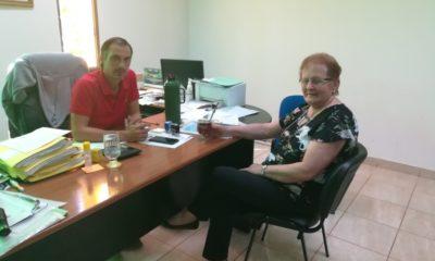 Con aporte provincial, culminarán obras de la biblioteca popular de Gobernador López