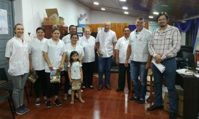 Este sábado comienza a funcionar la feria de productores de Gobernador López